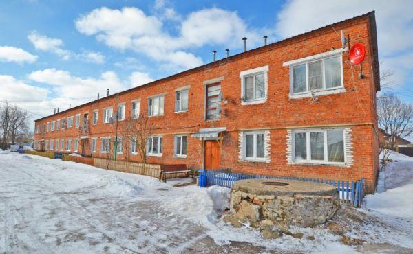 Продажа двухкомнатной квартиры в селе Спасс